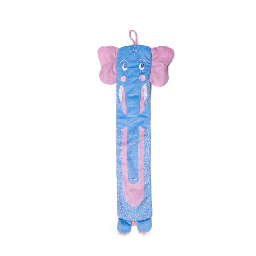 Kids Elephant Long Hot Water Bottle