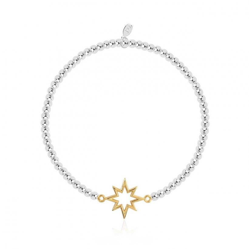 With Love This Christmas Cracker Bracelet