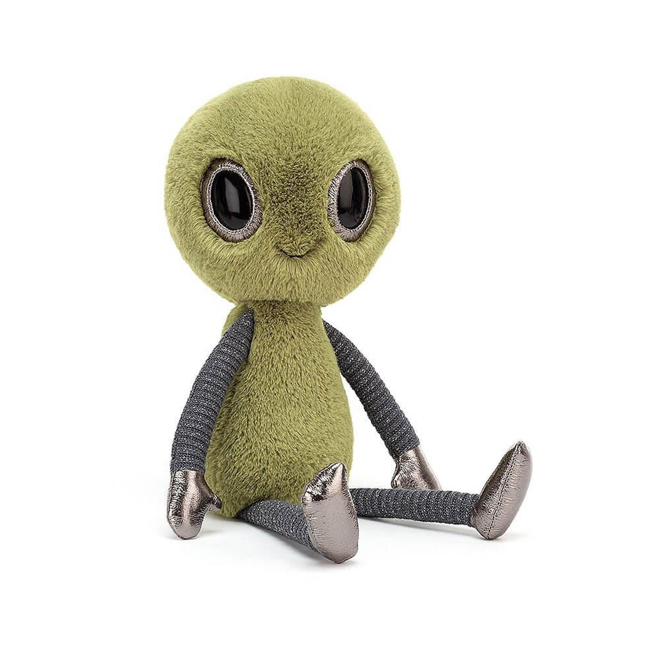 Zalien the Alien Soft Toy