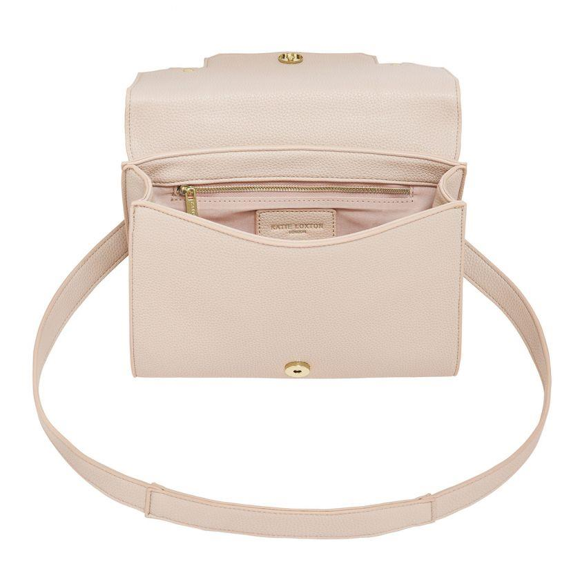 Mila Multi Way Pink Backpack Cross Body Bag