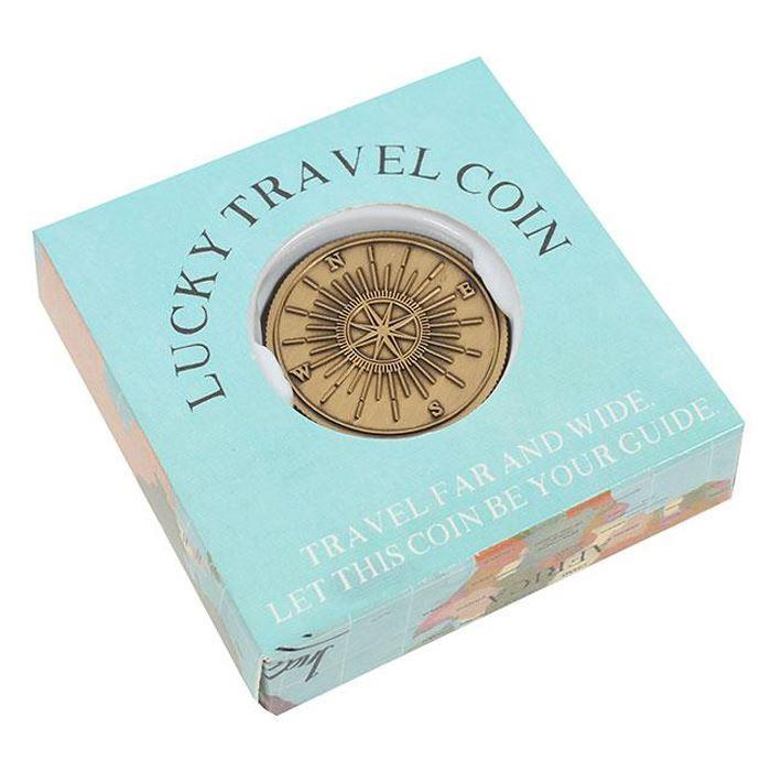 Lucky Travel Coin