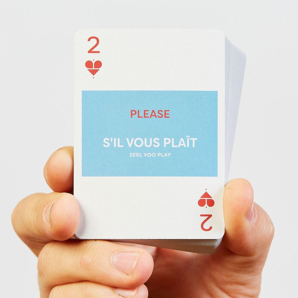 French Lingo Cards