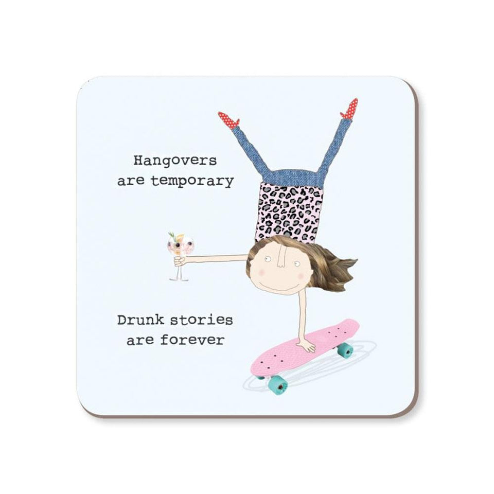 Drunk Stories Coaster