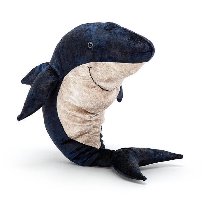 Victor Great White Shark Soft Toy