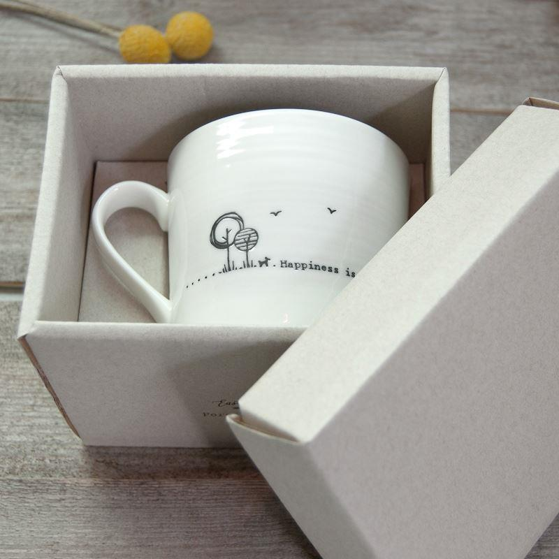 Biscuit Away Wobbly Mug