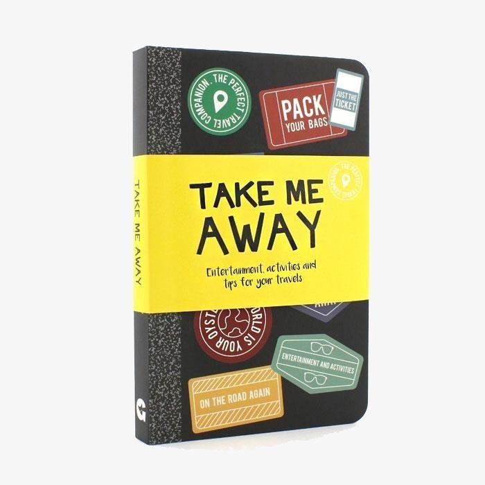 Take Me Away Book