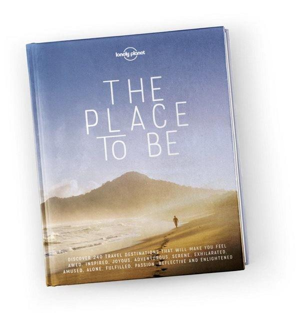 The Place To Be Book | Lonely Planet