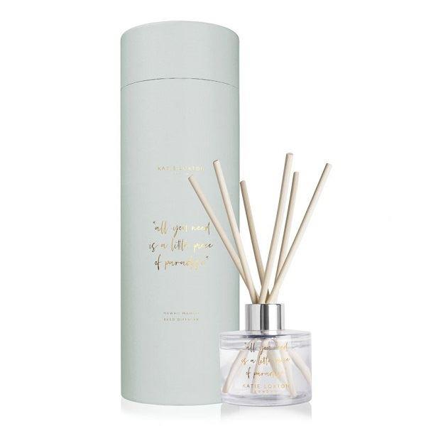 A Little Piece of Paradise Reed Diffuser | Hawaii Mango