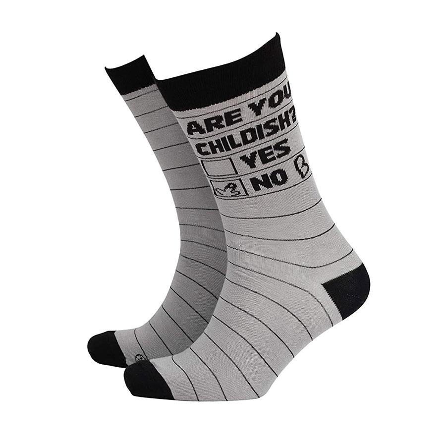 Childish Men's Socks