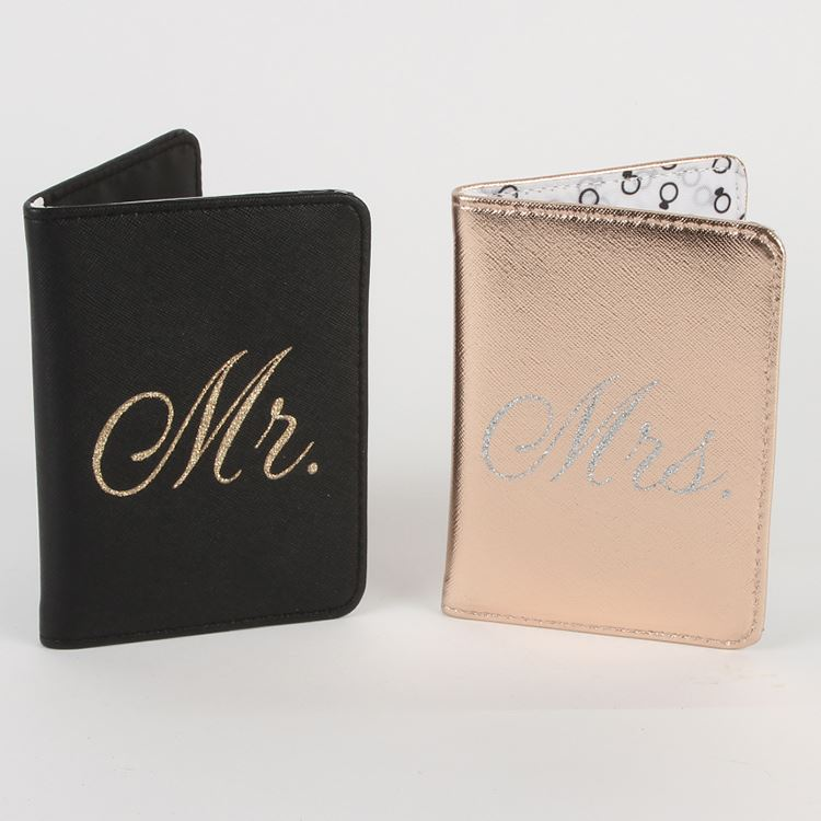 Mr & Mrs Passport Holder - Always & Forever