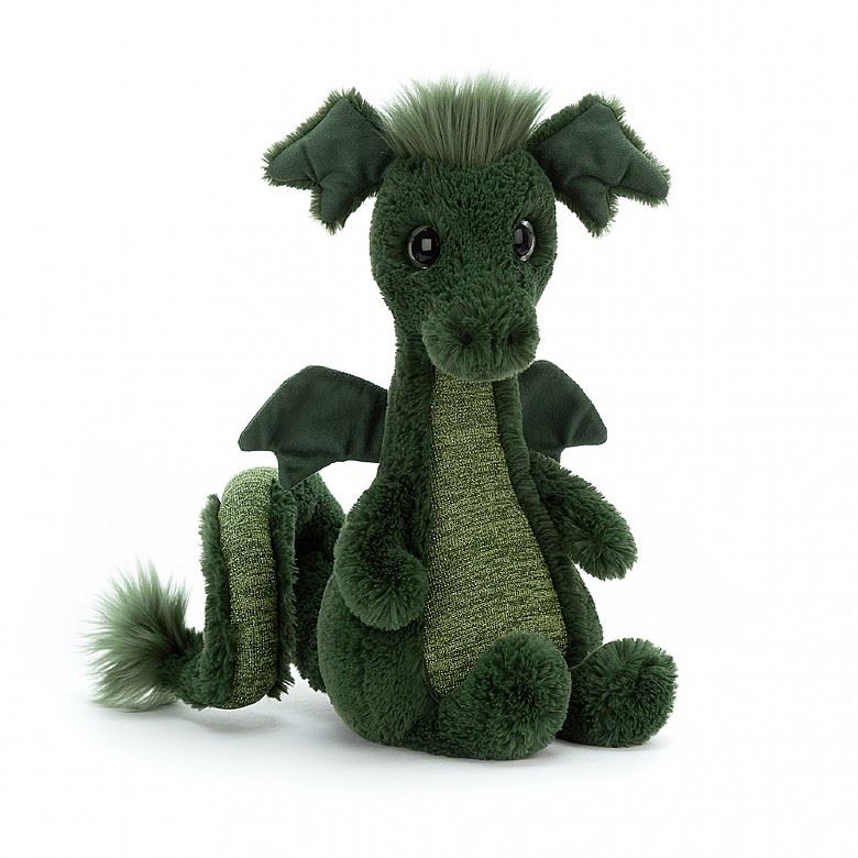 Sparks Dragon Soft Toy