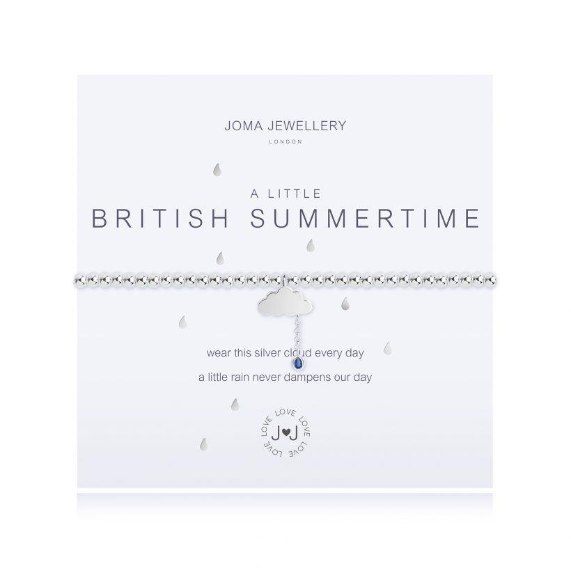A Little British Summer Time Bracelet