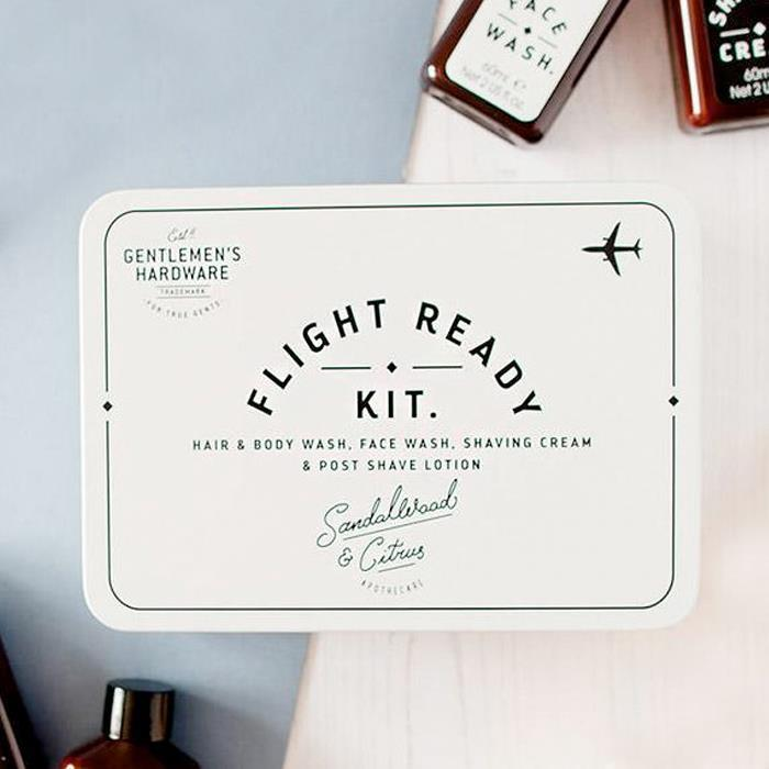 Gentlemen's Flight Ready Kit