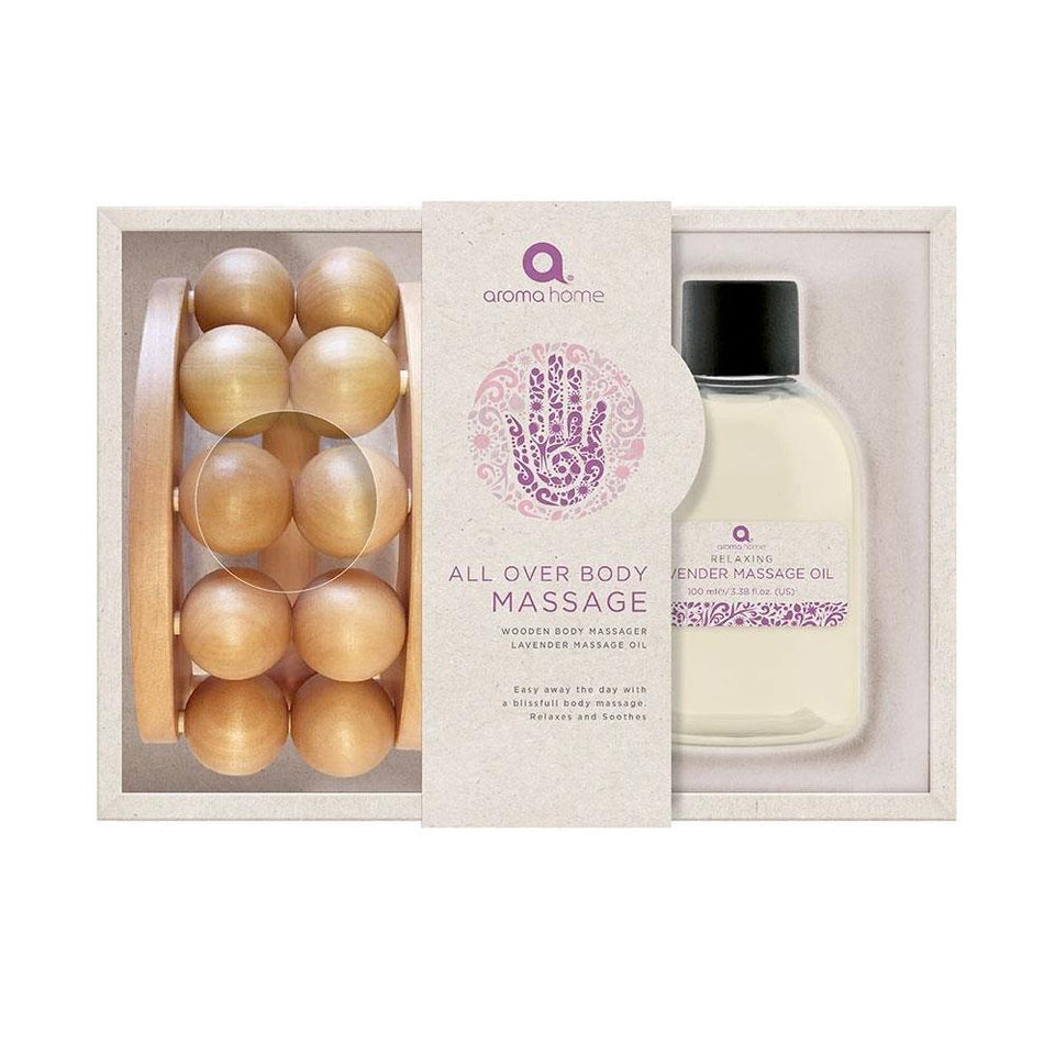 Body Massage Gift Set