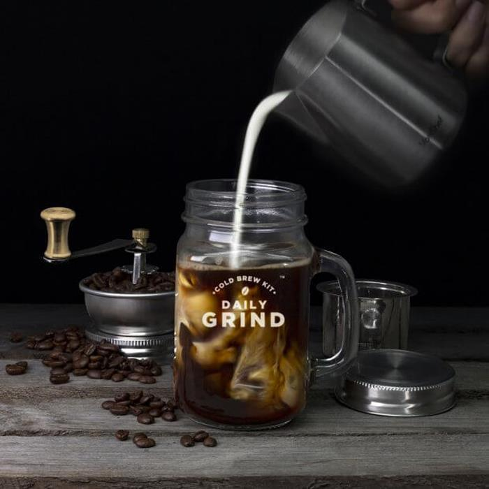 Daily Grind Cold Brew Coffee Kit