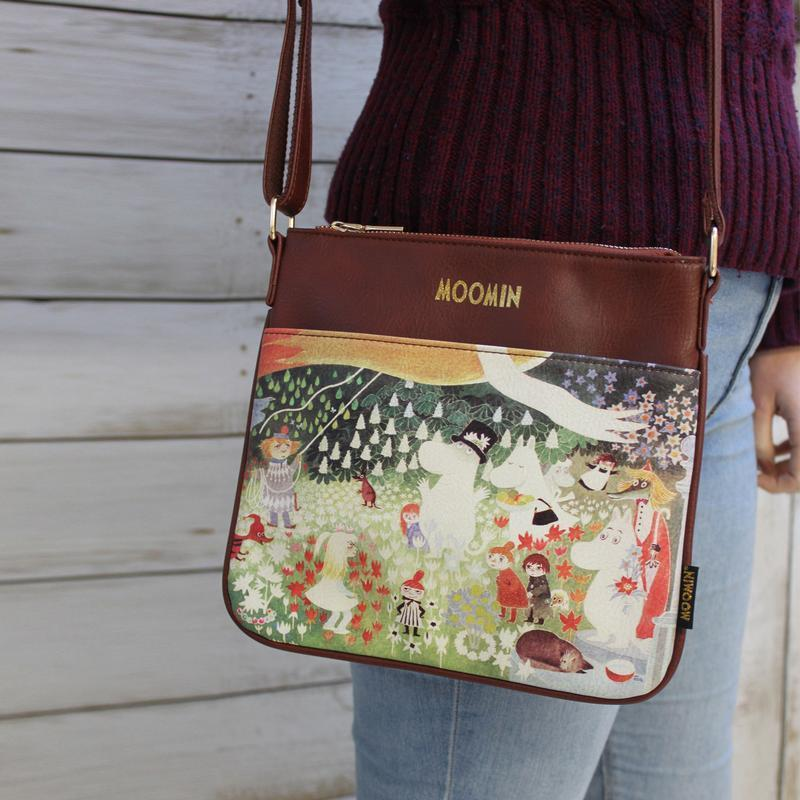 Moomin Dangerous Journey Mini Bag