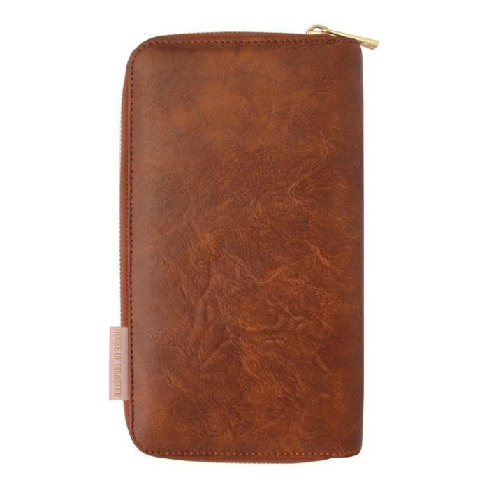 Secret Garden Bird Travel Wallet