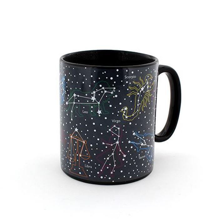 Zodiac Heat Changing Mug