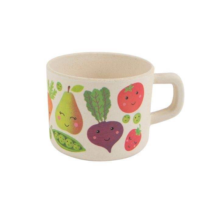 Happy Fruit & Veg Kid's Mug