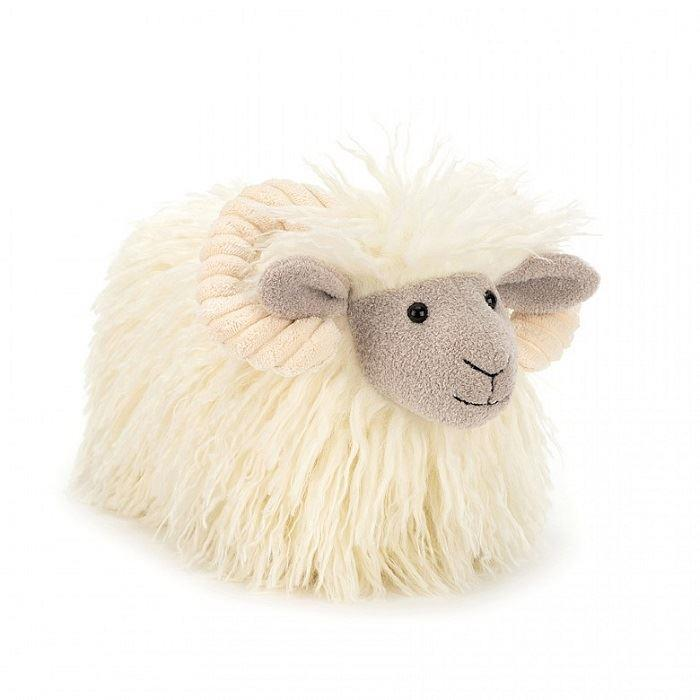 Charming Ram Soft Toy
