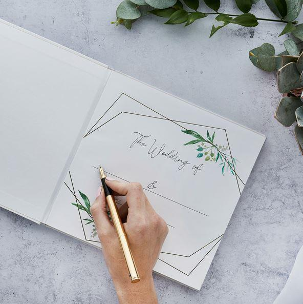Our Special Day' Wedding Guest Book