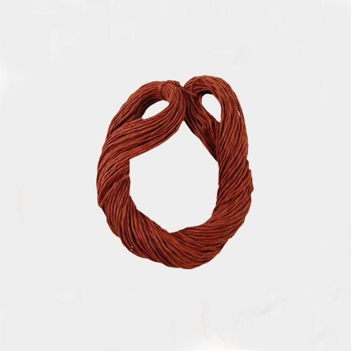 Red Twisted String | 30 meters