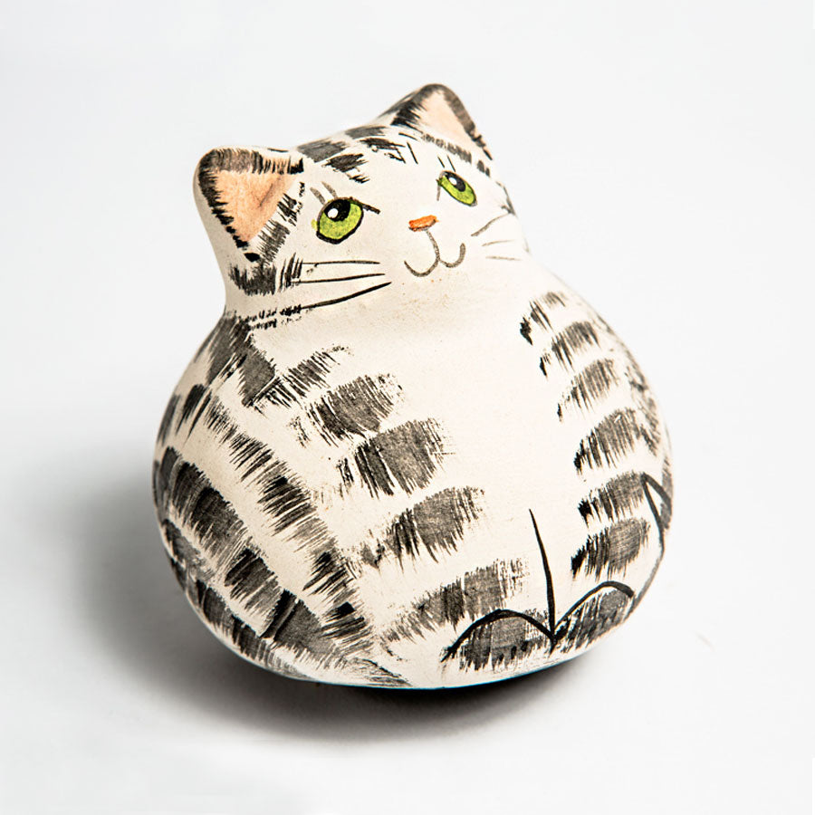 Cat Ceramic Paperweight