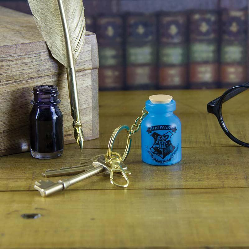 Harry Potter Potion Bottle Light Up Keyring