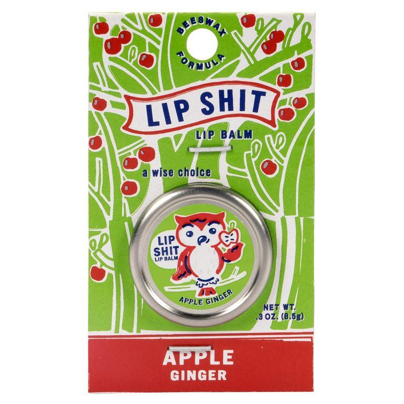 Lip Shit Lip Balm | Apple Ginger