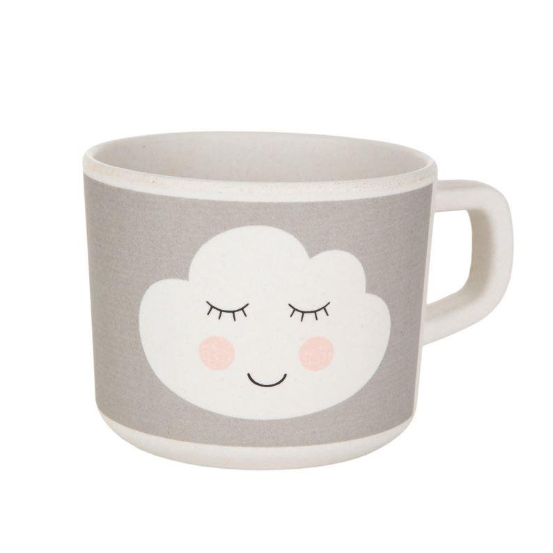 Sweet Dreams Bamboo Cloud Kid's Mug