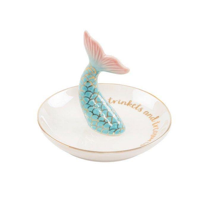 Mermaid Tail Trinket Dish