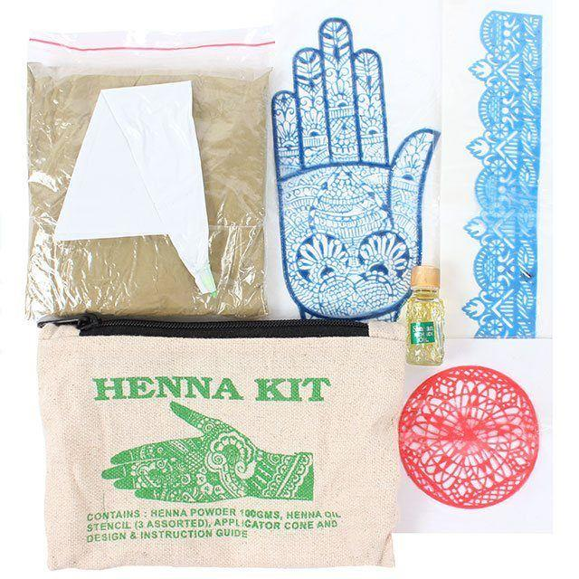 Fiesta Fun Henna Kit