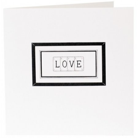 Love Card | Vintage Playing Cards