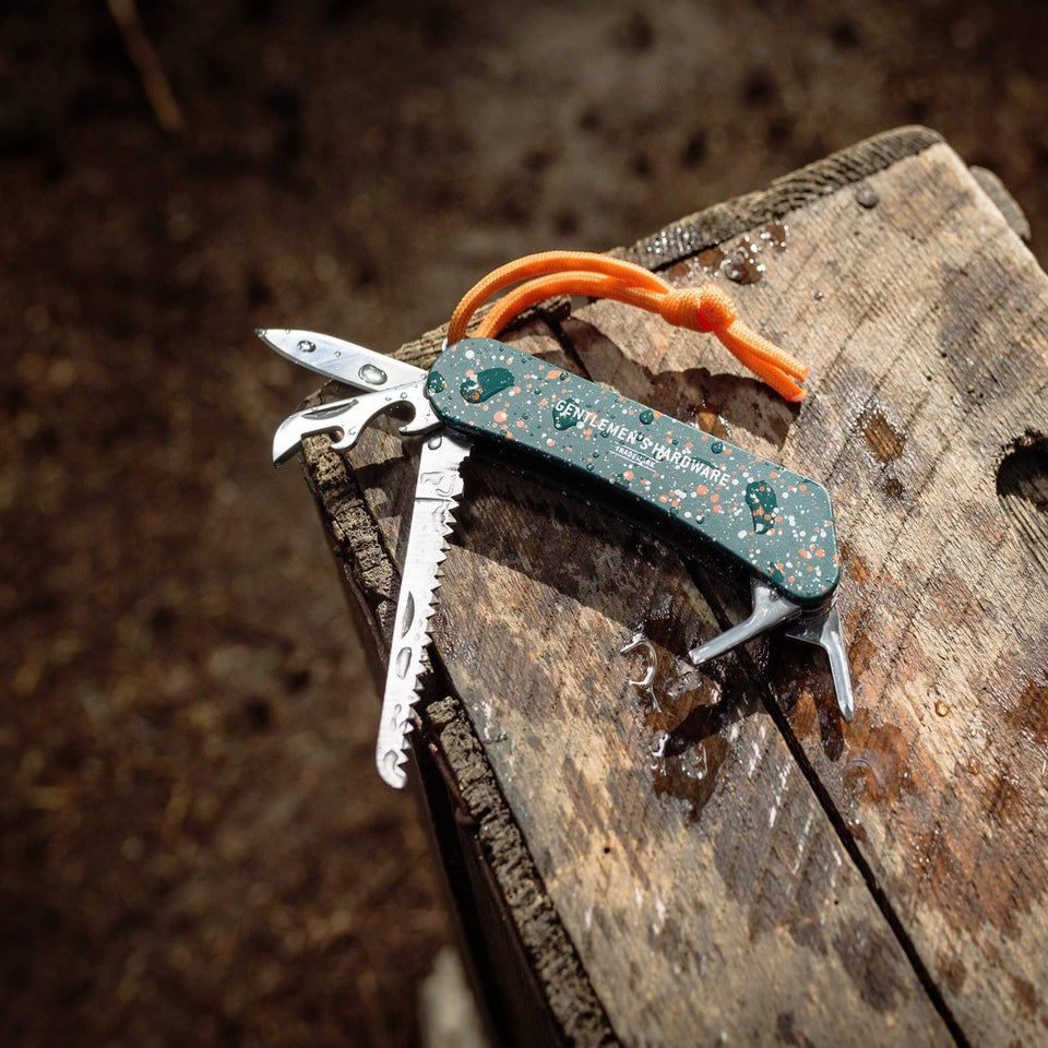 Wilderness Multi Tool 7-in-1