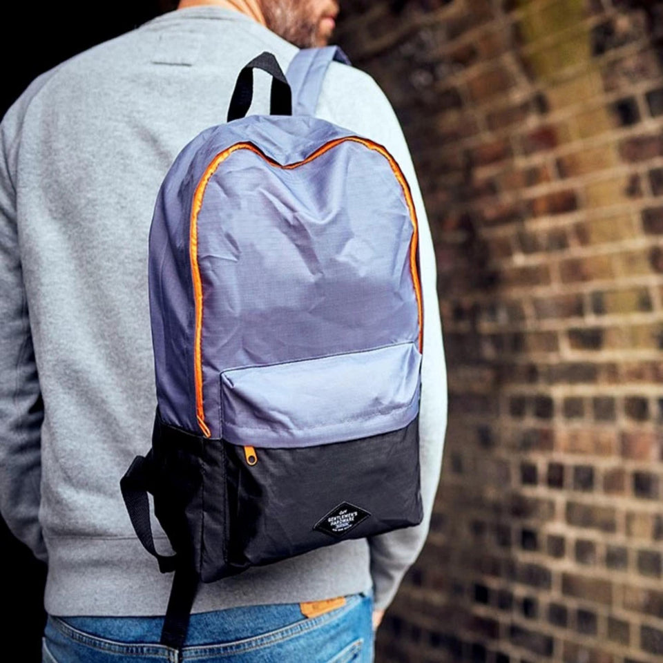 Gentleman's Hardware Foldaway Backpack
