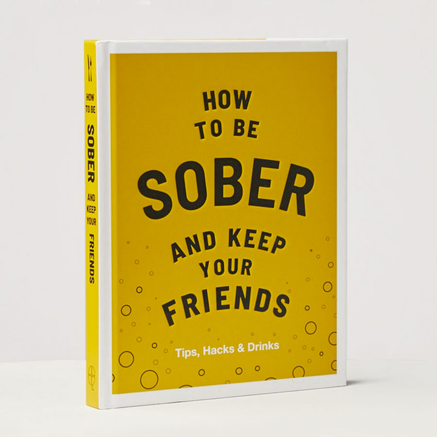 How To Be Sober And Keep Your Friends Book