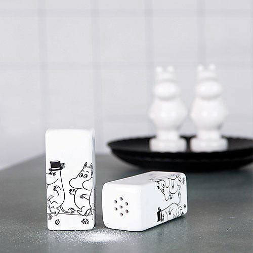 Moomin Family Salt & Pepper Shaker Set