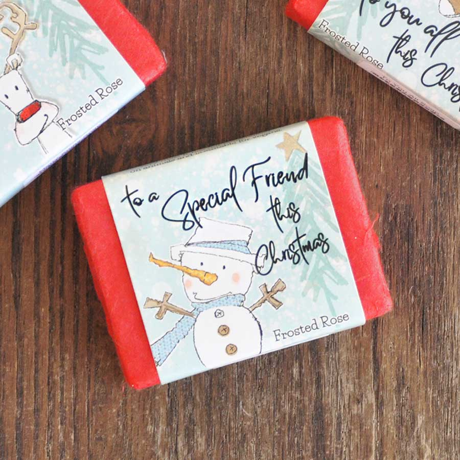 Special Friend at Christmas Tracey Russell Soap