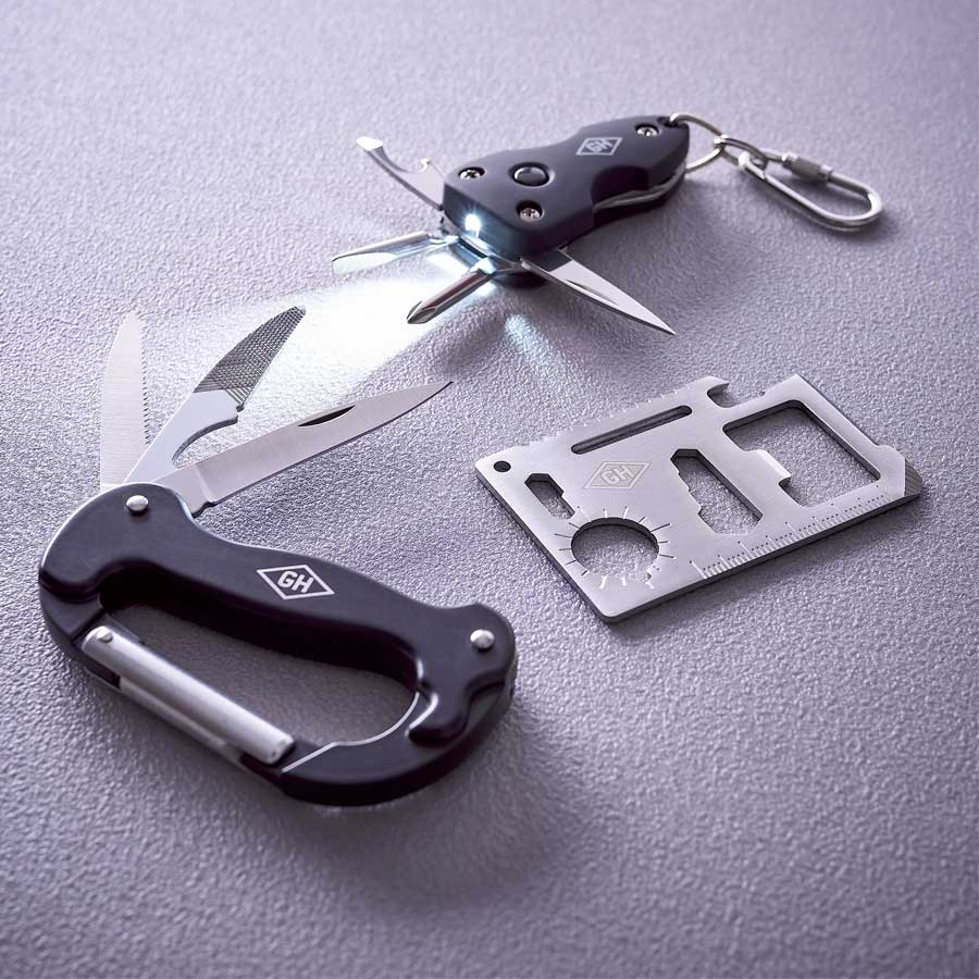 Survival Multi-Tools