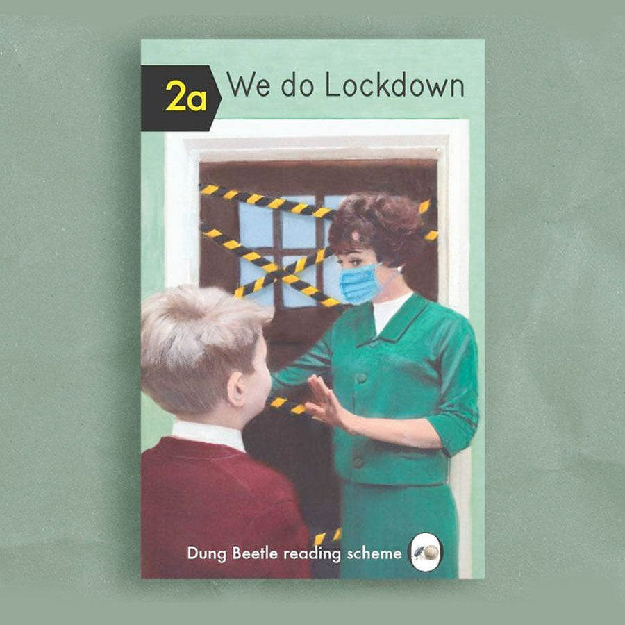 We Do Lockdown Book