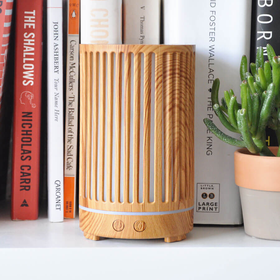 Tranquility Wood Effect LED Diffuser