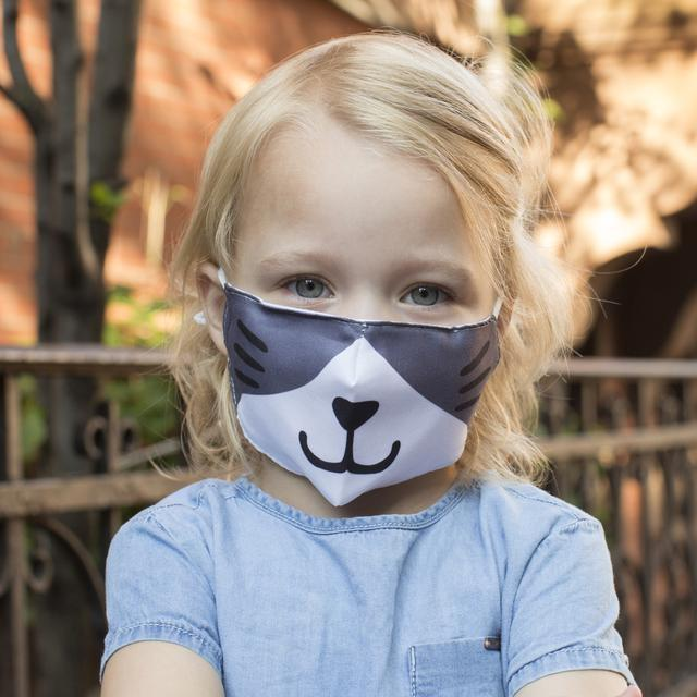 Cat Kids Mask