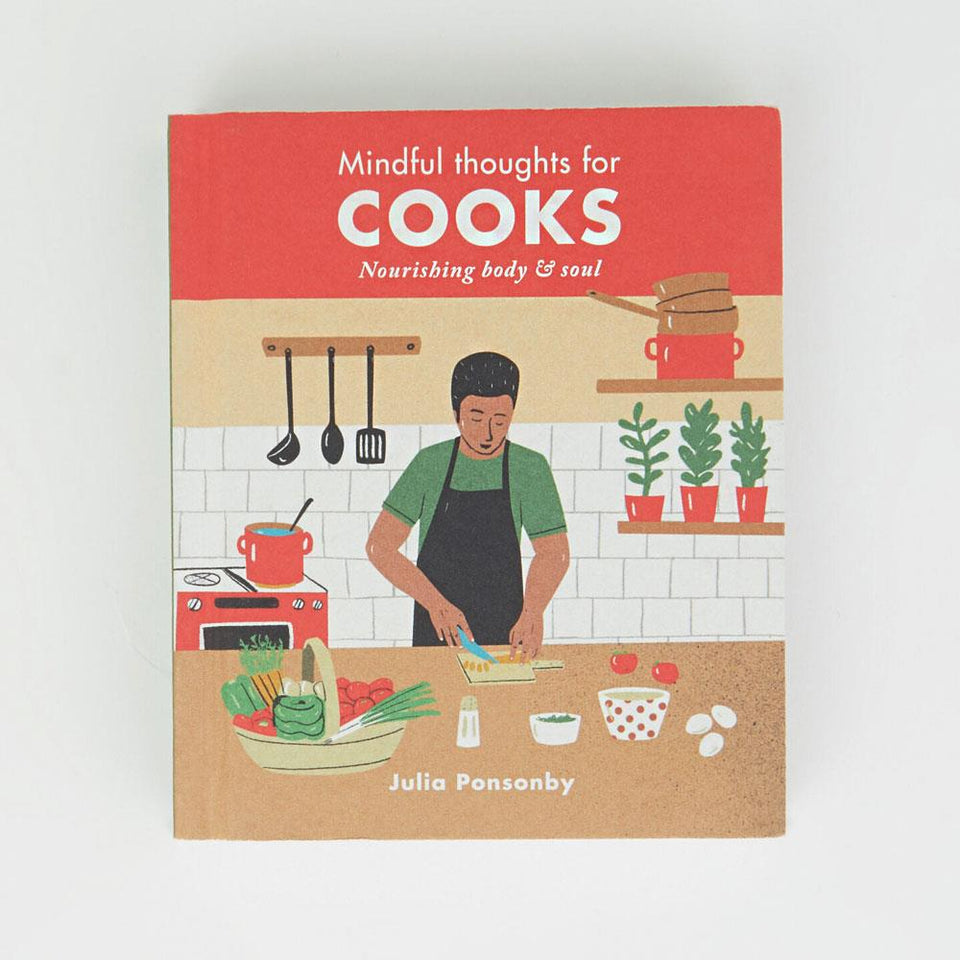 Mindful Thoughts for Cooks Book
