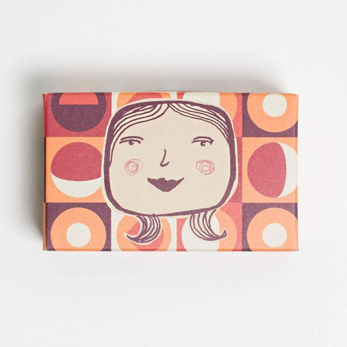 Barefoot Keep Smiling Soap Bar