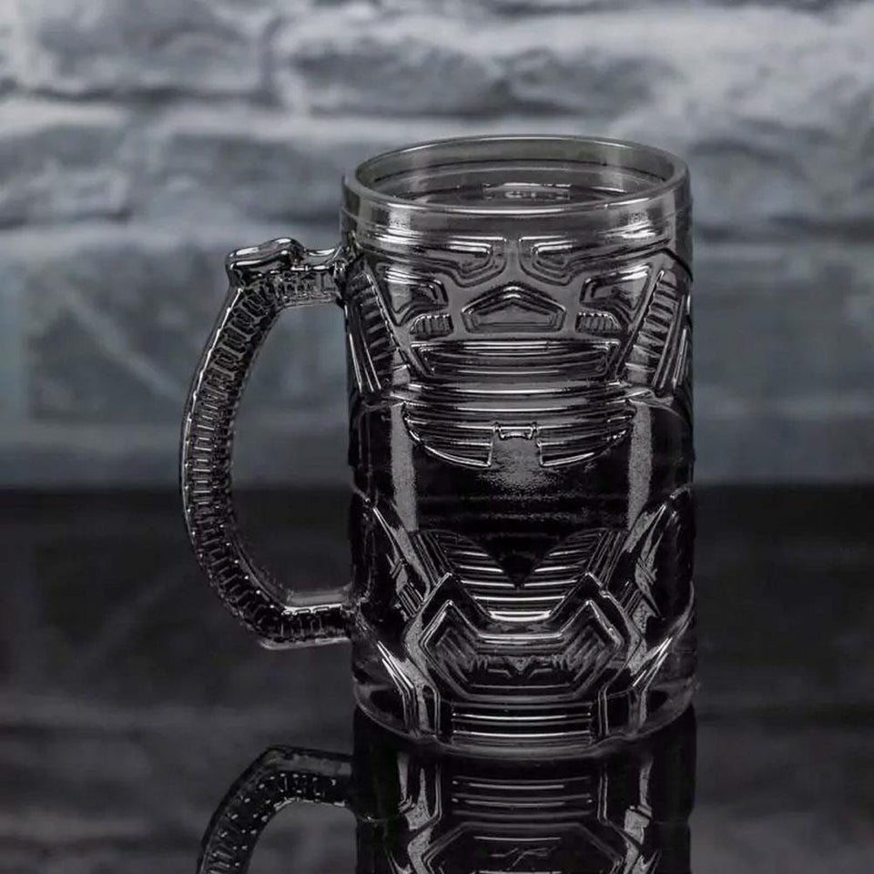 Batman Stein Glass