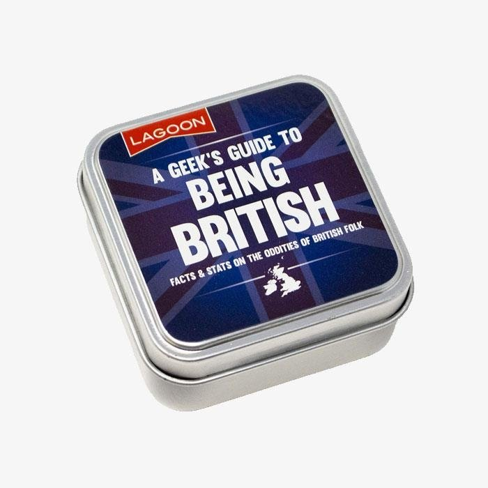 A Geek's Guide To Being British