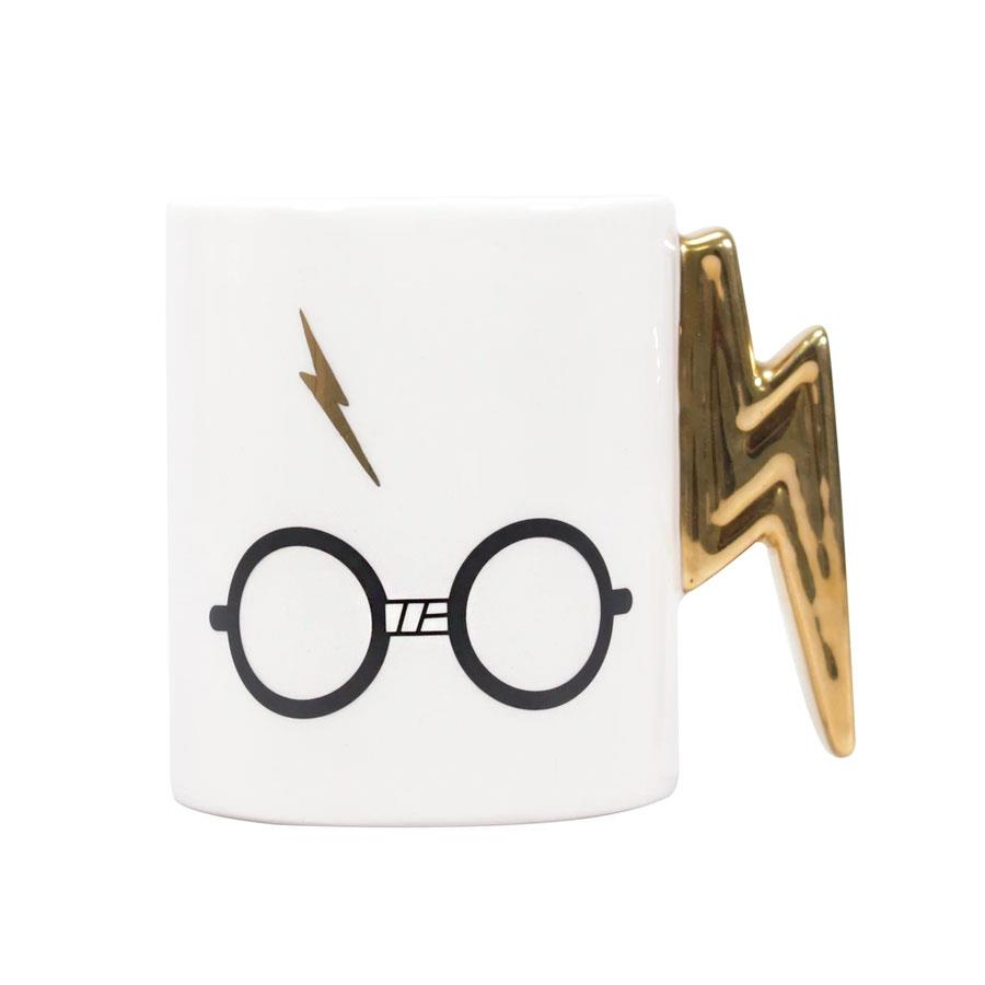 Harry Potter Boy Who Lived Lightening Shaped Mug