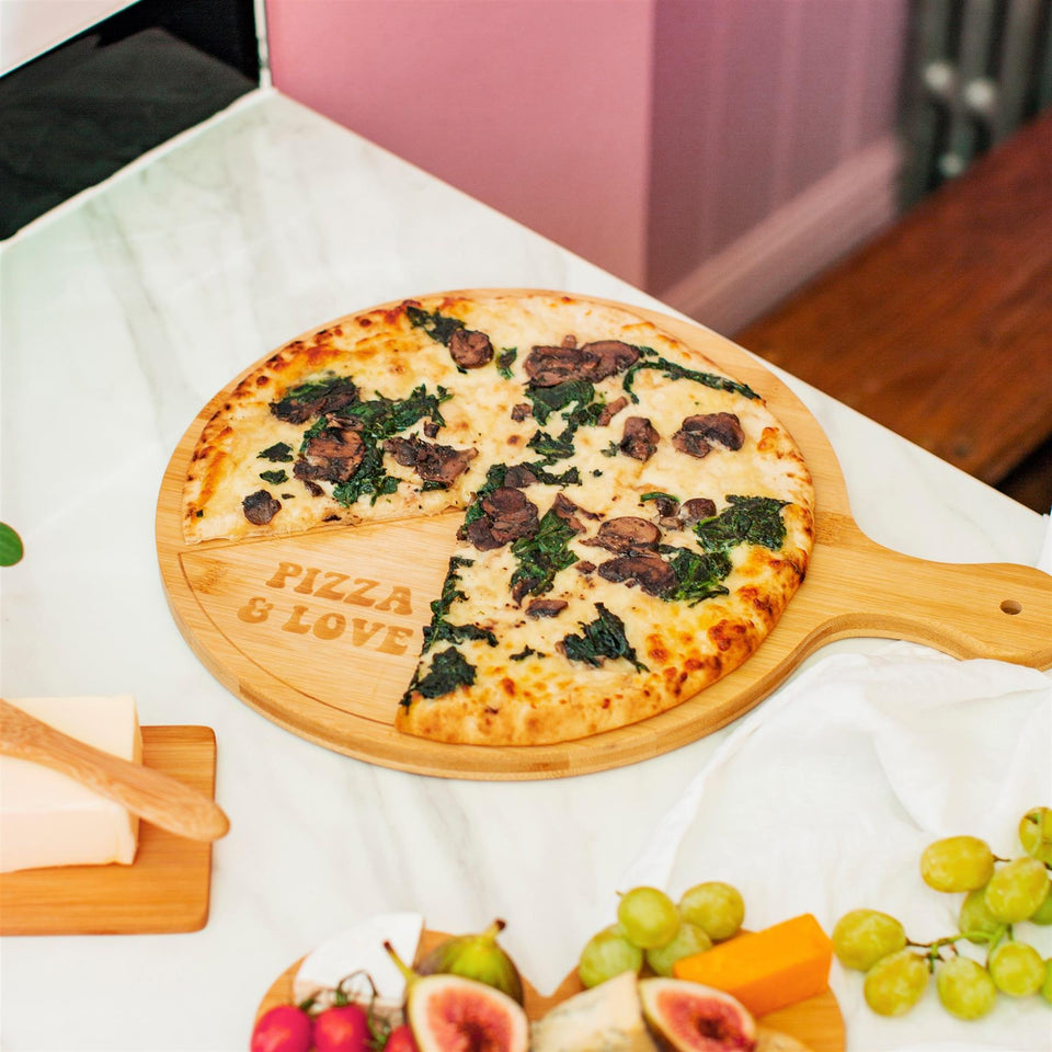Bamboo Pizza Board