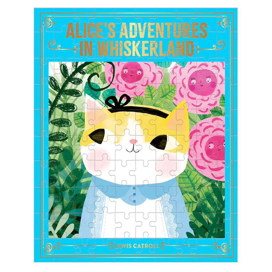 Alice's Adventures in Whiskerland Puzzle Game