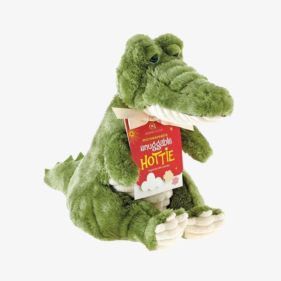 Alligator Snuggable Hottie